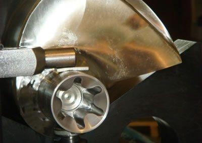 Bouchot mecanique - Petite dimension